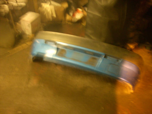 ALFA 145 REAR BUMPER PH-1 IN BLUE METAILLIC 94-99