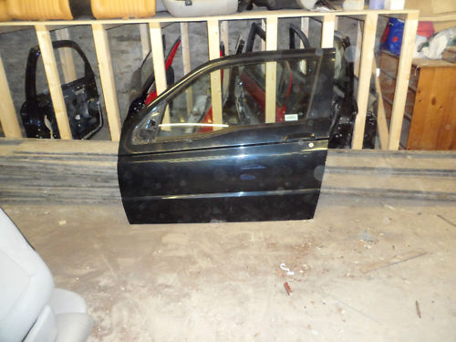 ALFA 145 N/S DOOR IN BLUE 94-01