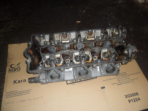 ALFA 156/SPORTWAGON 2.5 V6 24V RECONDITIONED CYLINDER HEAD FRONT