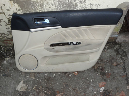 ALFA 159 O/S/F DOOR CARD IN BEIGE LEATHER 05-11 & ALFA 159 O/S/F DOOR CARD IN BEIGE LEATHER 05-11 - £60.00 : Alfa ...
