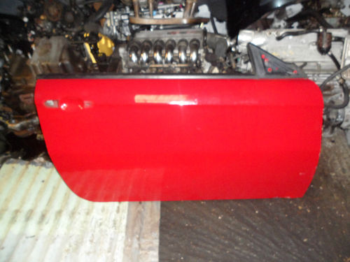ALFA GT O/S DOOR IN RED 03-11