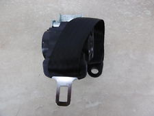 ALFA 159 SALLOON N/S/R SEAT BELT IN BLACK 05-11